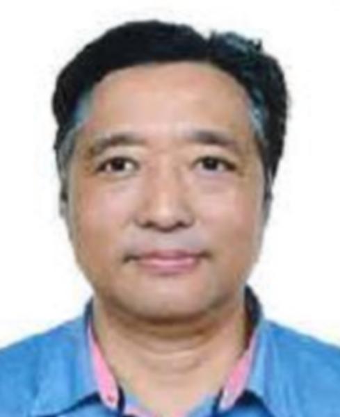 """<font size=""""3"""">Prof. Wang Qingjie</font size=""""3"""">"""