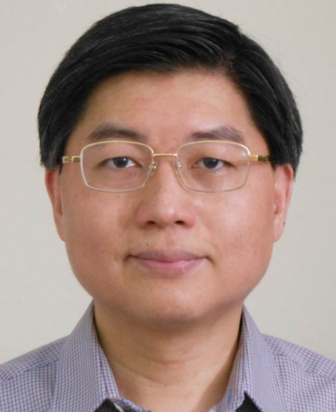 """<font size=""""3"""">Prof. Ruey-Song Huang </font size=""""3"""">"""